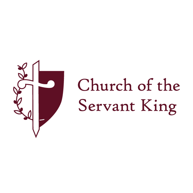 Church of the Servant King - Gardena Logo